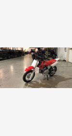 2020 Honda CRF50F for sale 200832625