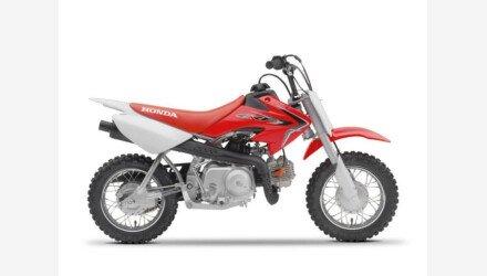 2020 Honda CRF50F for sale 200837612