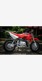 2020 Honda CRF50F for sale 200840445
