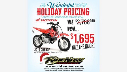 2020 Honda CRF50F for sale 200843507