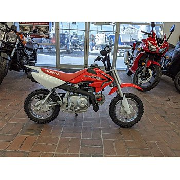 2020 Honda CRF50F for sale 200889030