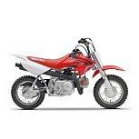 2020 Honda CRF50F for sale 200909402