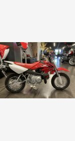 2020 Honda CRF50F for sale 201005034