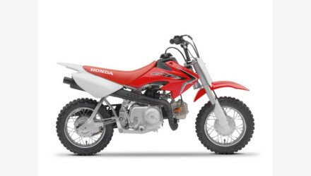 2020 Honda CRF50F for sale 201013151