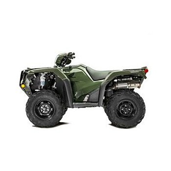 2020 Honda FourTrax Foreman Rubicon for sale 200782206