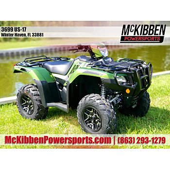 2020 Honda FourTrax Foreman Rubicon for sale 200791383