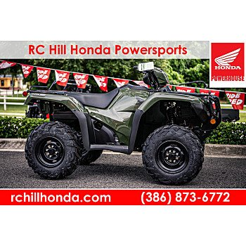 2020 Honda FourTrax Foreman Rubicon for sale 200801862
