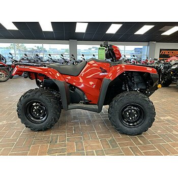 2020 Honda FourTrax Foreman Rubicon for sale 200802960