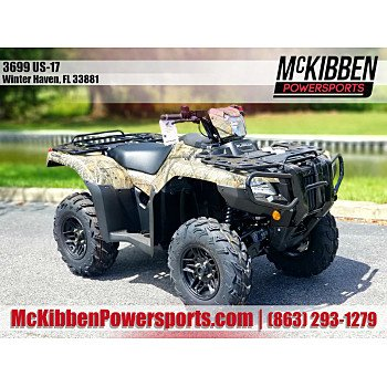2020 Honda FourTrax Foreman Rubicon for sale 200804096