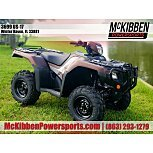 2020 Honda FourTrax Foreman Rubicon for sale 200821836