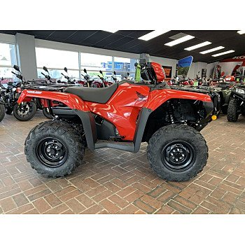 2020 Honda FourTrax Foreman Rubicon for sale 200853507