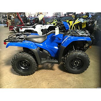 2020 Honda FourTrax Foreman for sale 200808744