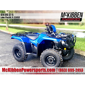 2020 Honda FourTrax Foreman for sale 200818692
