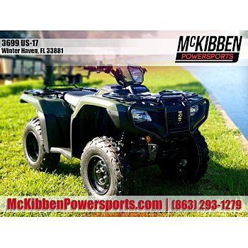 2020 Honda FourTrax Foreman for sale 200833854