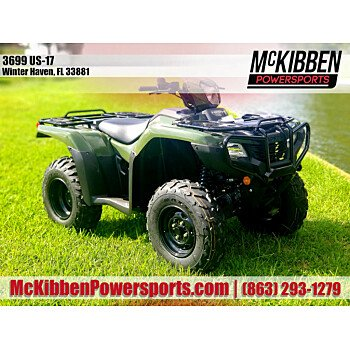 2020 Honda FourTrax Foreman for sale 200833855