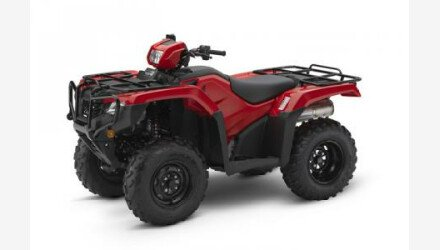 2020 Honda FourTrax Foreman 4x4 EPS for sale 200852426