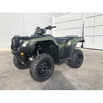 2020 Honda FourTrax Foreman for sale 200860739
