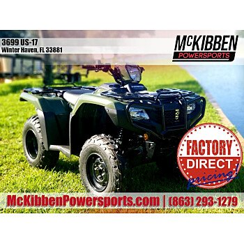 2020 Honda FourTrax Foreman for sale 200918486