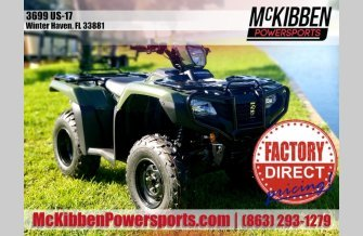 2020 Honda FourTrax Foreman for sale 200918508
