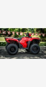 2020 Honda FourTrax Foreman 4x4 EPS for sale 200922594