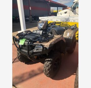 2020 Honda FourTrax Foreman 4x4 EPS for sale 201064856