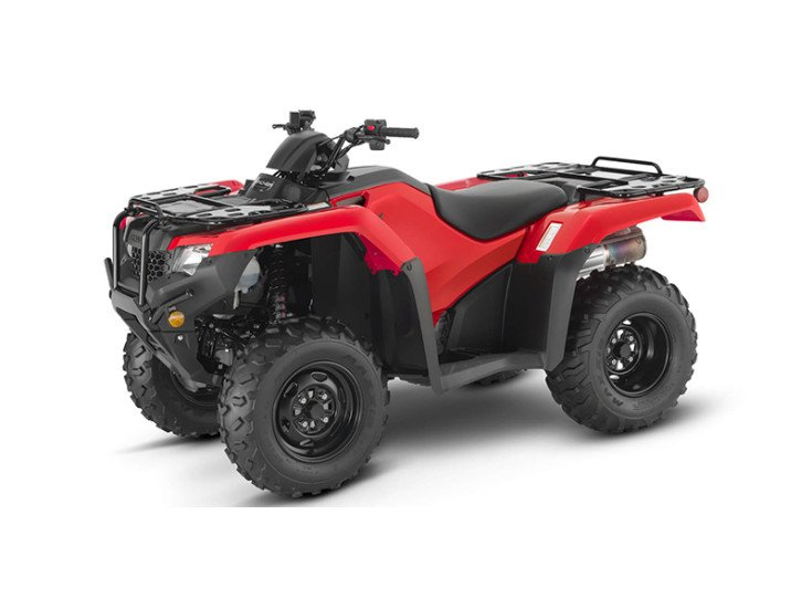 2020 Honda FourTrax Rancher ES specifications