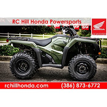 2020 Honda FourTrax Rancher for sale 200922558