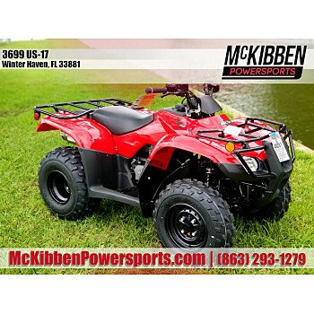 2020 Honda FourTrax Recon for sale 200804095