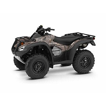 2020 Honda FourTrax Rincon for sale 200817245