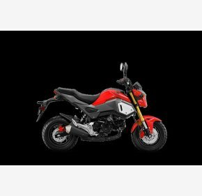 2020 Honda Grom Motorcycles For Sale Motorcycles On Autotrader