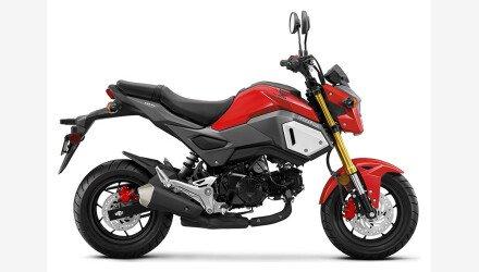 2020 Honda Grom for sale 200804206