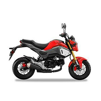 2020 Honda Grom for sale 200804629