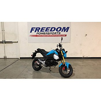 2020 Honda Grom for sale 200832699