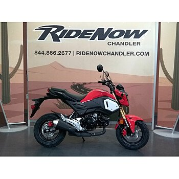 2020 Honda Grom ABS for sale 200920041