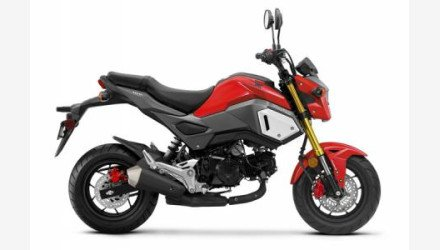 2020 Honda Grom ABS for sale 200924440