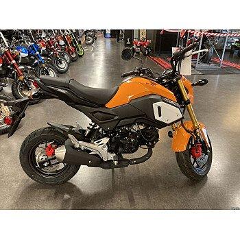 2020 Honda Grom for sale 200928418
