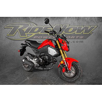 2020 Honda Grom for sale 200937154