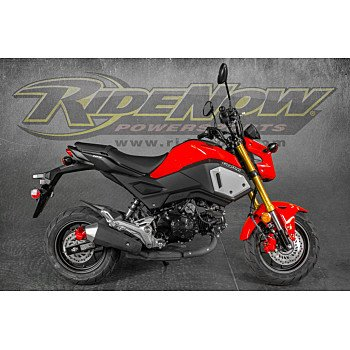2020 Honda Grom ABS for sale 201003747