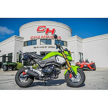2020 Honda Grom for sale 201006917