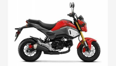 2020 Honda Grom for sale 201011145