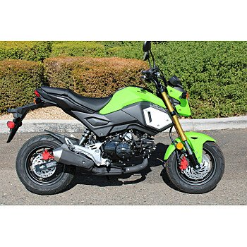 2020 Honda Grom for sale 201014308