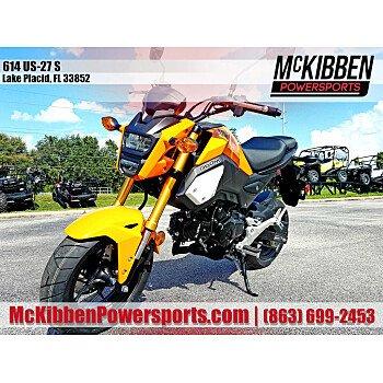 2020 Honda Grom for sale 201023559