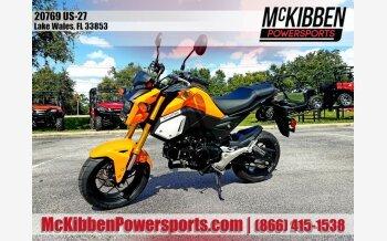2020 Honda Grom for sale 201023877