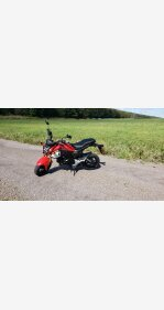 2020 Honda Grom for sale 201025284