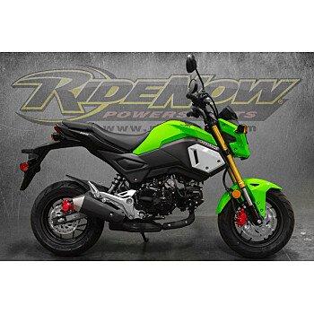 2020 Honda Grom for sale 201027009
