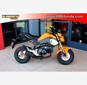 2020 Honda Grom for sale 201030610