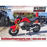2020 Honda Grom for sale 201037639