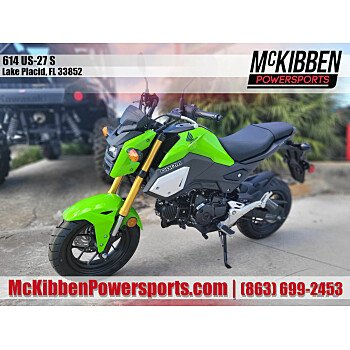 2020 Honda Grom for sale 201037640
