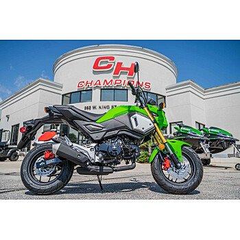 2020 Honda Grom for sale 201045320