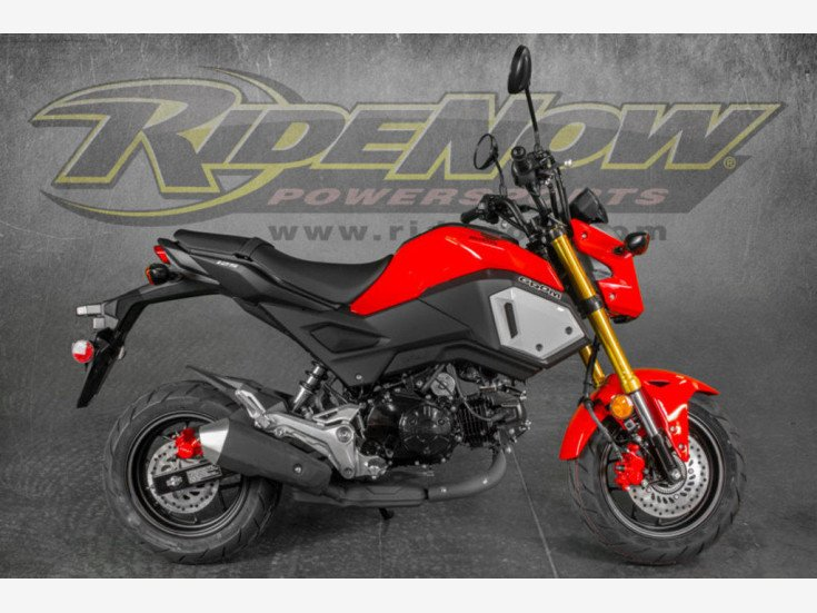 2020 Honda Grom for sale 201061425